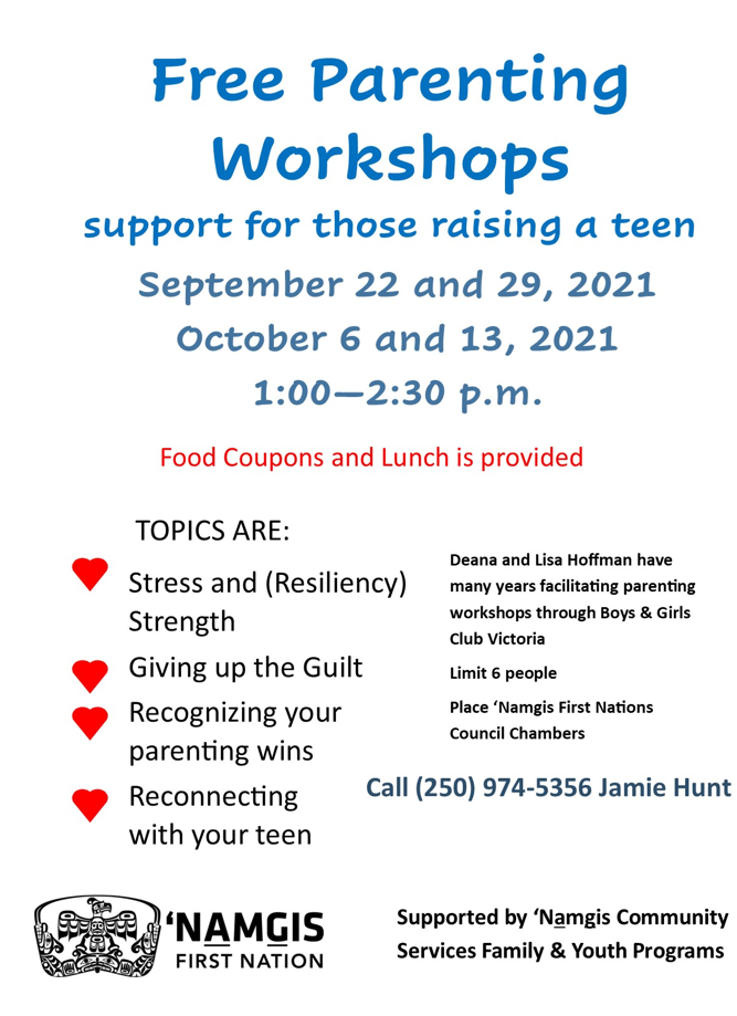 """Featured image for """"Workshop for parents"""""""